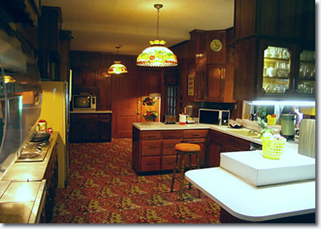 The Graceland Kitchen.