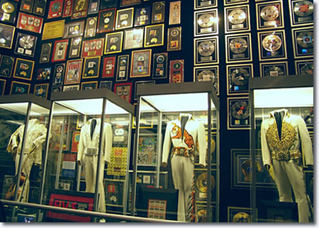 The Graceland Trophy Room.